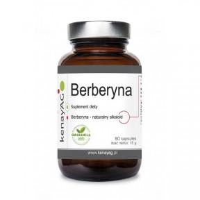 Berberyna (60 kapsułek) - suplement diety