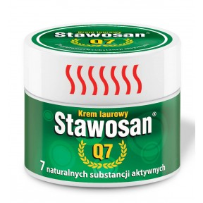 Krem Laurowy – Stawosan Q7 – Asepta - 150 ml