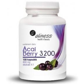 Acai Berry 3200 z acerolą i chromem